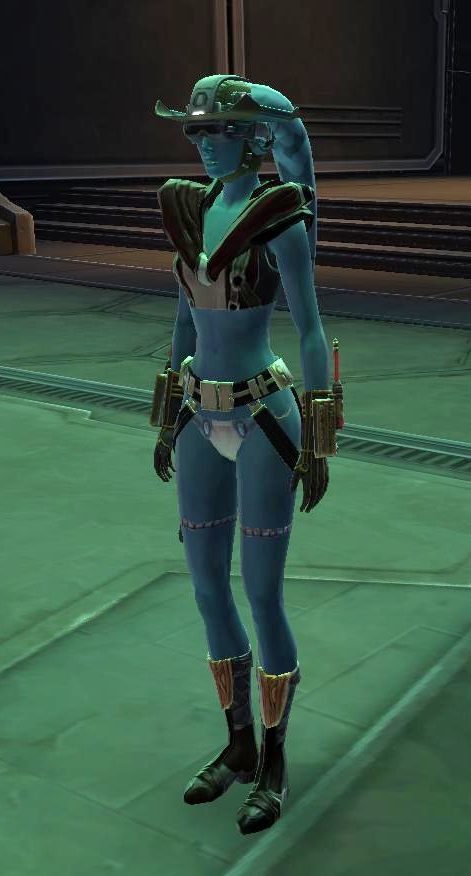 Fashion Hall of Shame – Hawtpants of the Old Republic