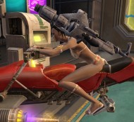 Random Image From Hall Of Shame:  bikiniandgun