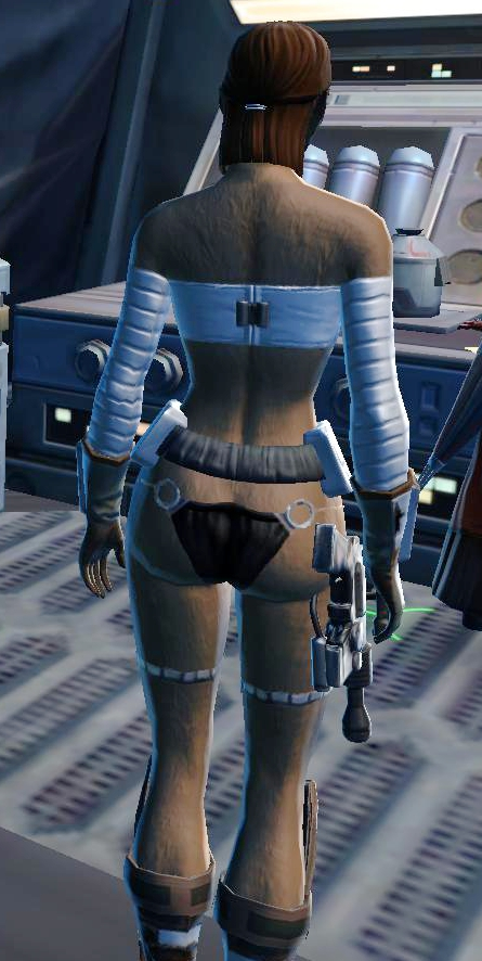 The Ugly Side To Dyes And Cats Hawtpants Of The Old Republic