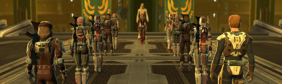 Hawtpants of the Old Republic