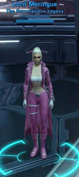 Actually I sort of love this one.  Naming themes that work are just badass.  Too bad about the outfit.