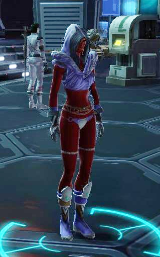 Another sith that forgot their pants