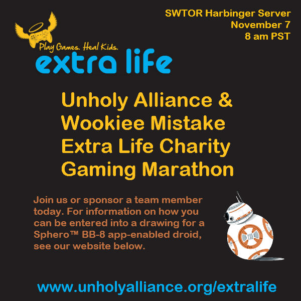 Copy of Extra Life Blog