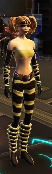 If Harley Quinn were a bee...