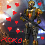 HK-55 hearts